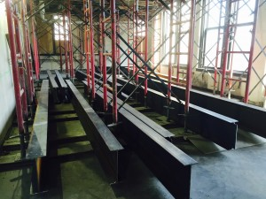 8th floor steel
