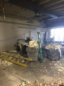 DEMOLITION Junk on floor2