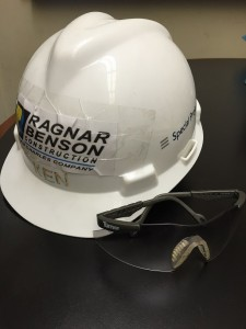 Hardhat and Glasses
