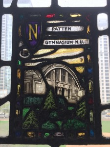 Stained Patten Gym I
