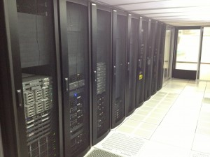Data Center where SPS moved