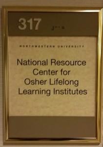 NRC signage front