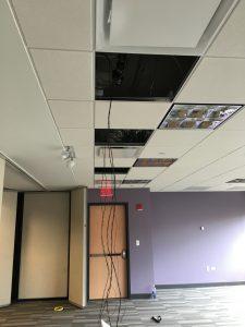 Speakers install 1
