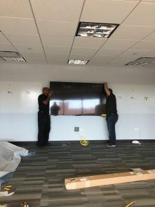 TV install 2